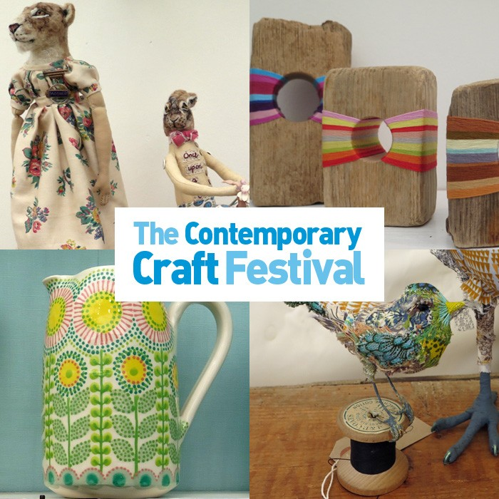 Contemporary Craft Festival Bovey Tracey