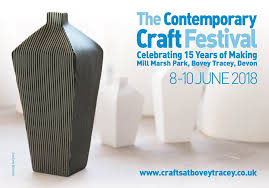 Contemporary Craft Festival - Bovey Tracey