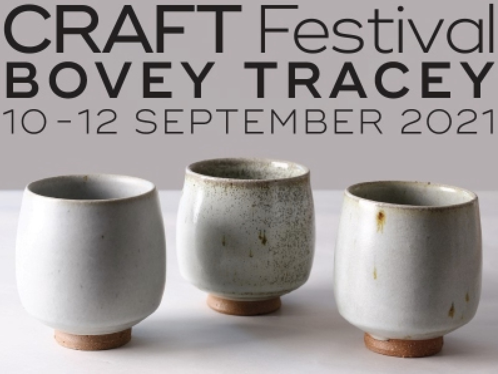 Craft Festival Bovey Tracey